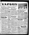 Vapaus, March 7, 1957