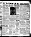 Vapaus, March 7, 1953