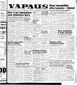 Vapaus, March 25, 1954