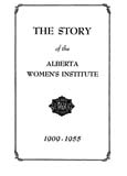 The Story of the Alberta Women's Institute