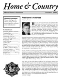 Home & Country (Summer 2004)