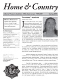 Home & Country (Spring 2008)