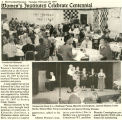 Women's Institute Celebrate Centennail - Innisfail Booster - February, 25, 1997