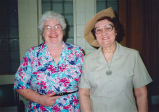 Kay Rowbottom and Marth Bielish, Past Presidents of AWI